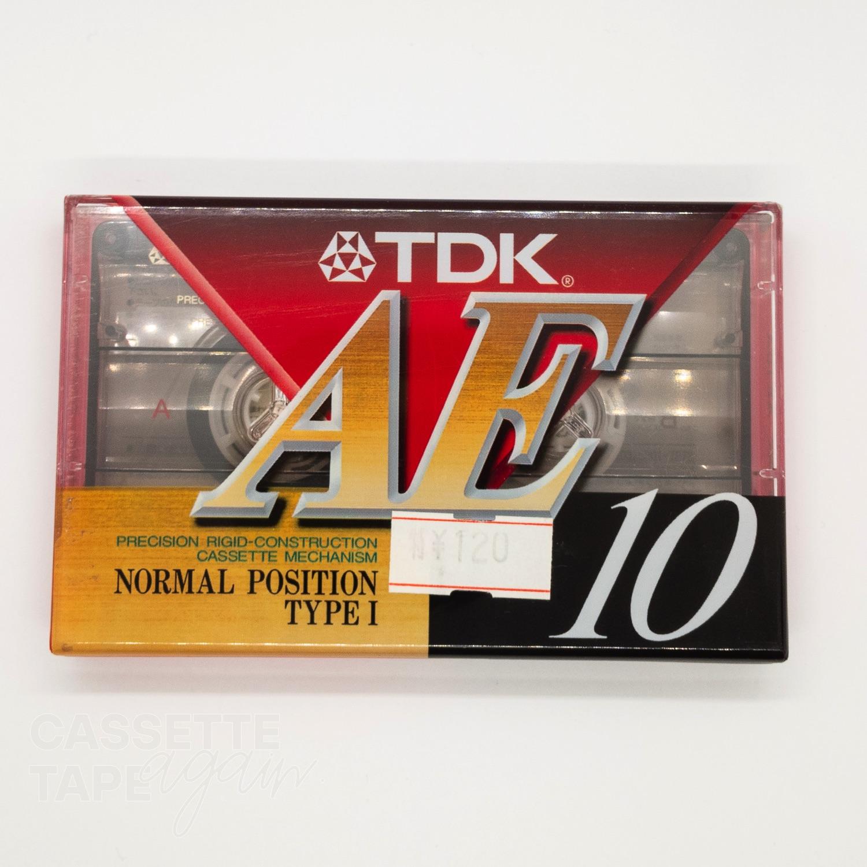 AE 10 / TDK(ノーマル)