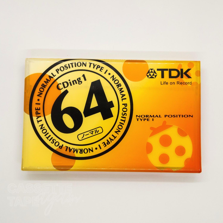 CDingI 64 / TDK(ノーマル)