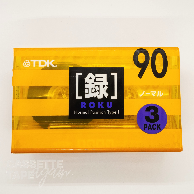 ROKU 90 / TDK(ノーマル)