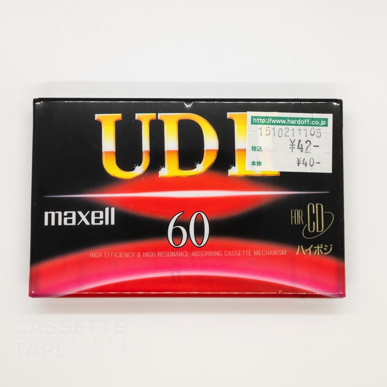UD2 60 / maxell(ハイポジ)