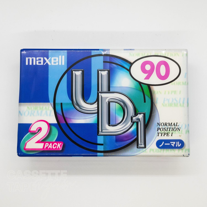 UD1 90 / maxell(ノーマル)