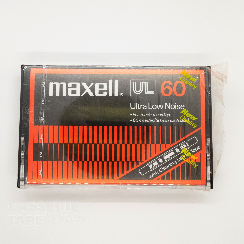 UL 60 / maxell(ノーマル)