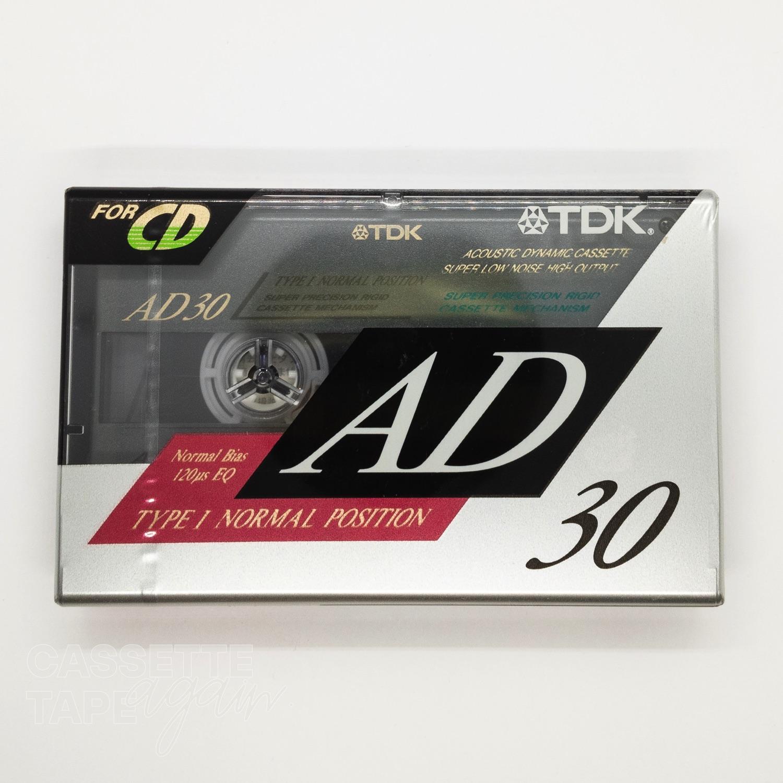 AD 30 / TDK(ノーマル)
