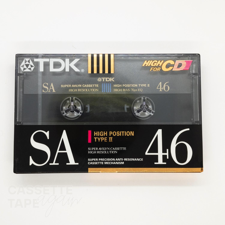 SA 46 / TDK(ハイポジ)