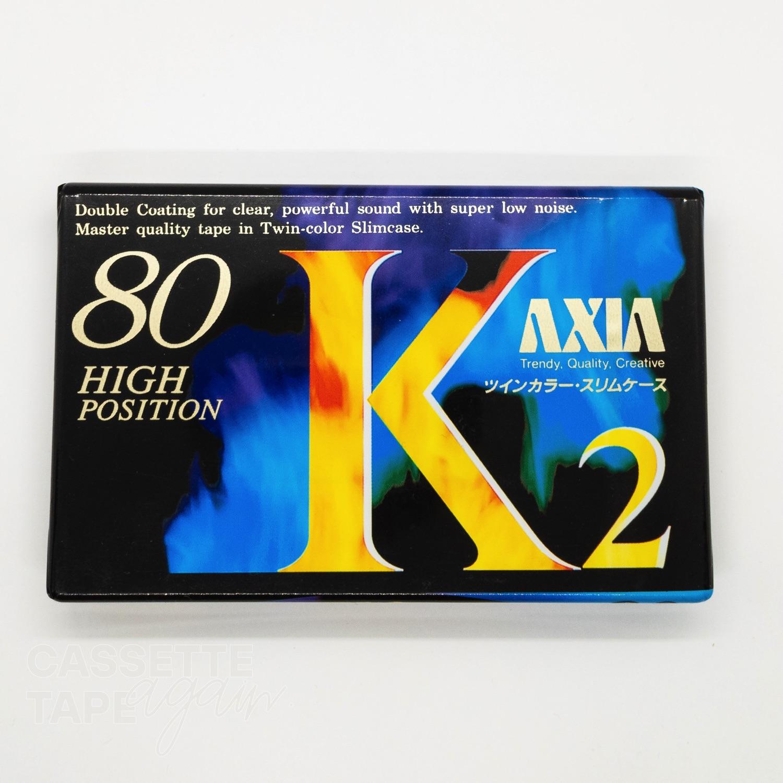 K2 80 / AXIA/FUJI(ハイポジ)