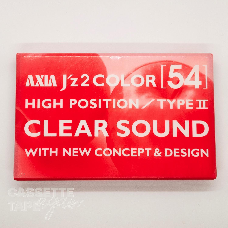 J'z 2 54 / AXIA/FUJI(ハイポジ)