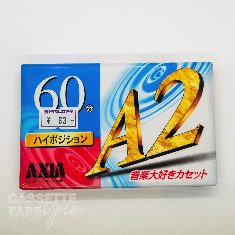 A2 60 / AXIA/FUJI(ハイポジ)