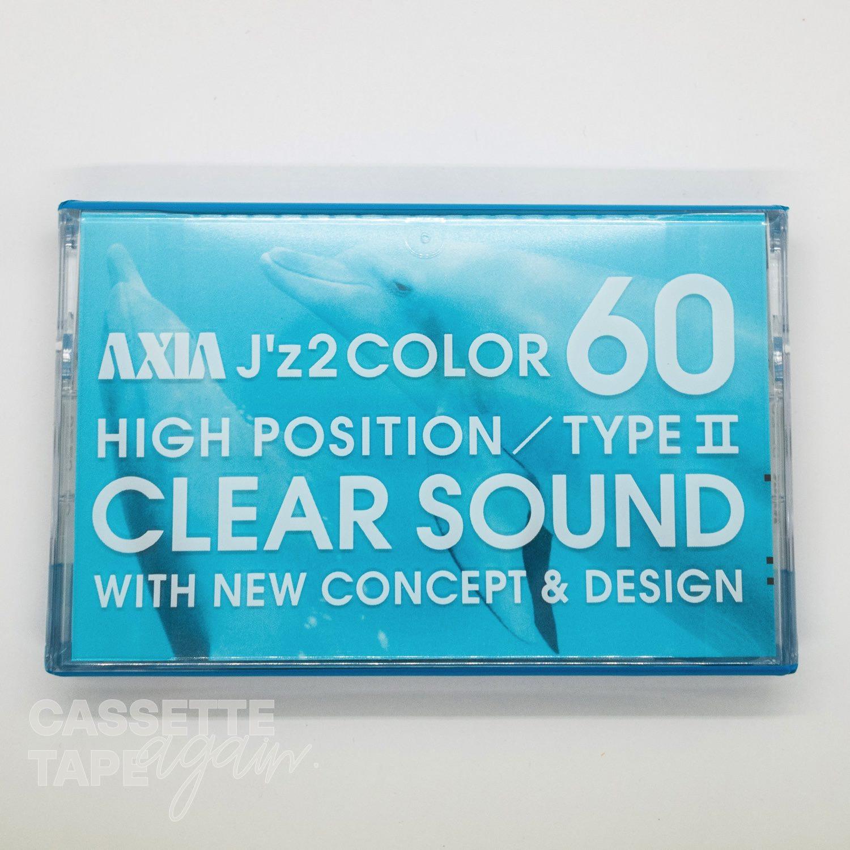 J'z 2 60 / AXIA/FUJI(ハイポジ)