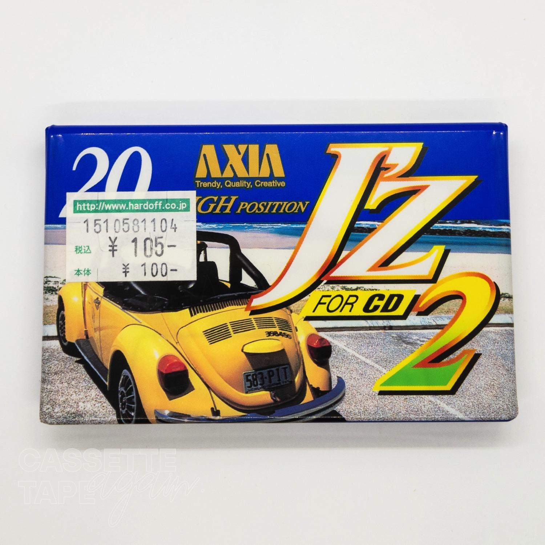 J'z 2 20 / AXIA/FUJI(ハイポジ)