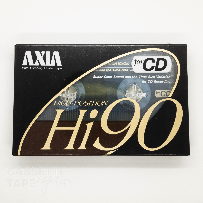 Hi 90 / AXIA/FUJI(ハイポジ)