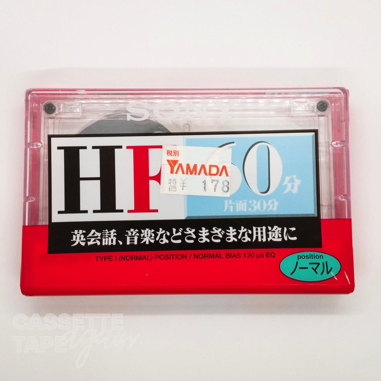 HF 60 / SONY(ノーマル)