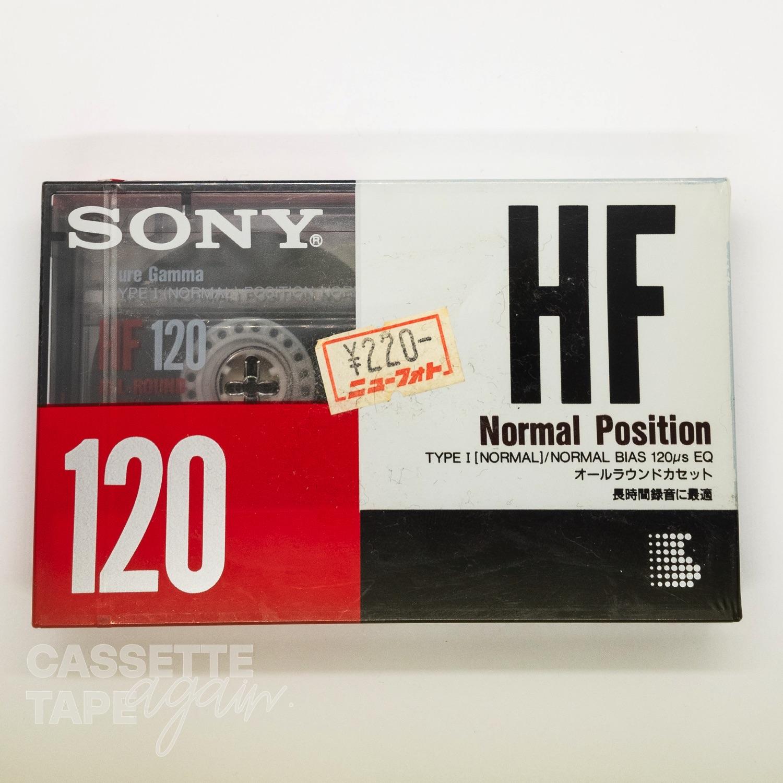 HF 120 / SONY(ノーマル)