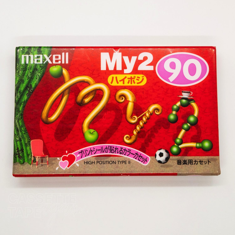 MY2 90 / maxell(ハイポジ)