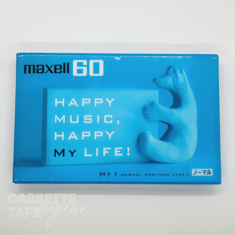 my1 60 / maxell(ノーマル)