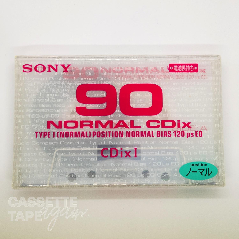 CDixI 90 / SONY(ノーマル)