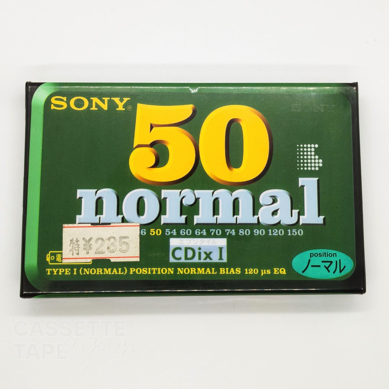 CDixI 50 / SONY(ノーマル)