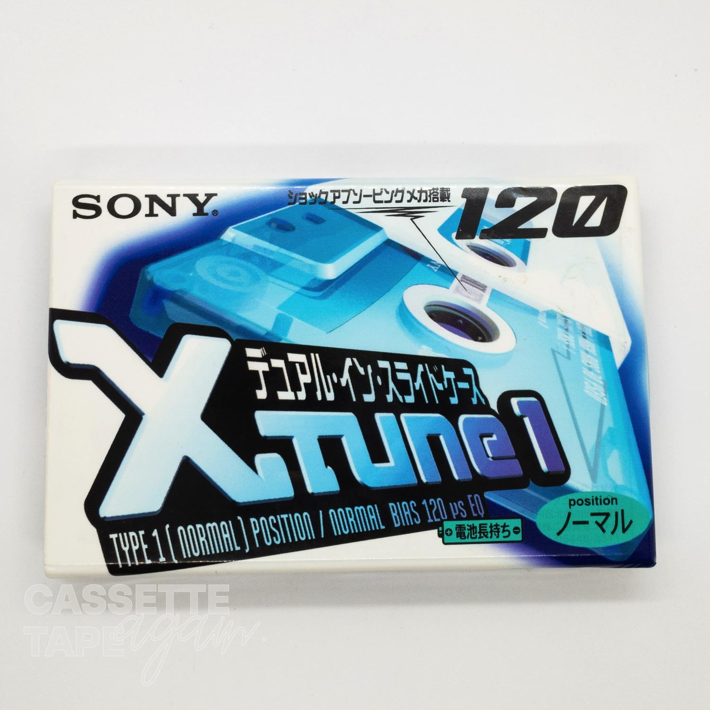 XTUNE1 120 / SONY(ノーマル)