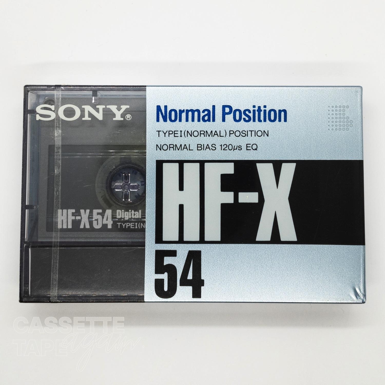 HF-X 54 / SONY(ノーマル)