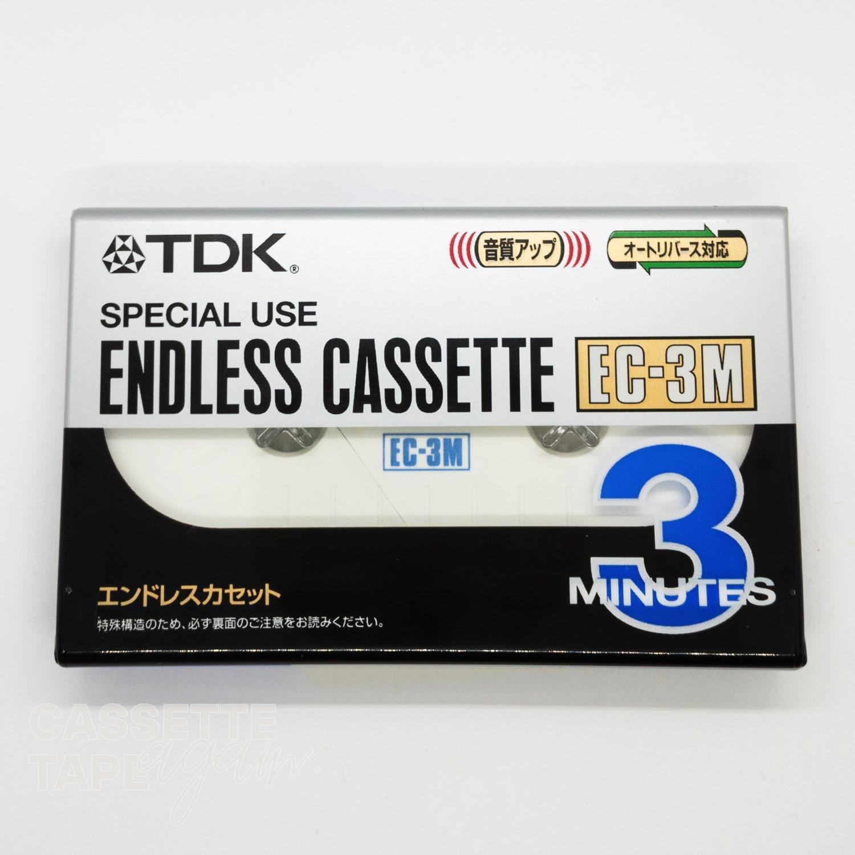 ENDRESS CASSETTE 3 / TDK(ノーマル)