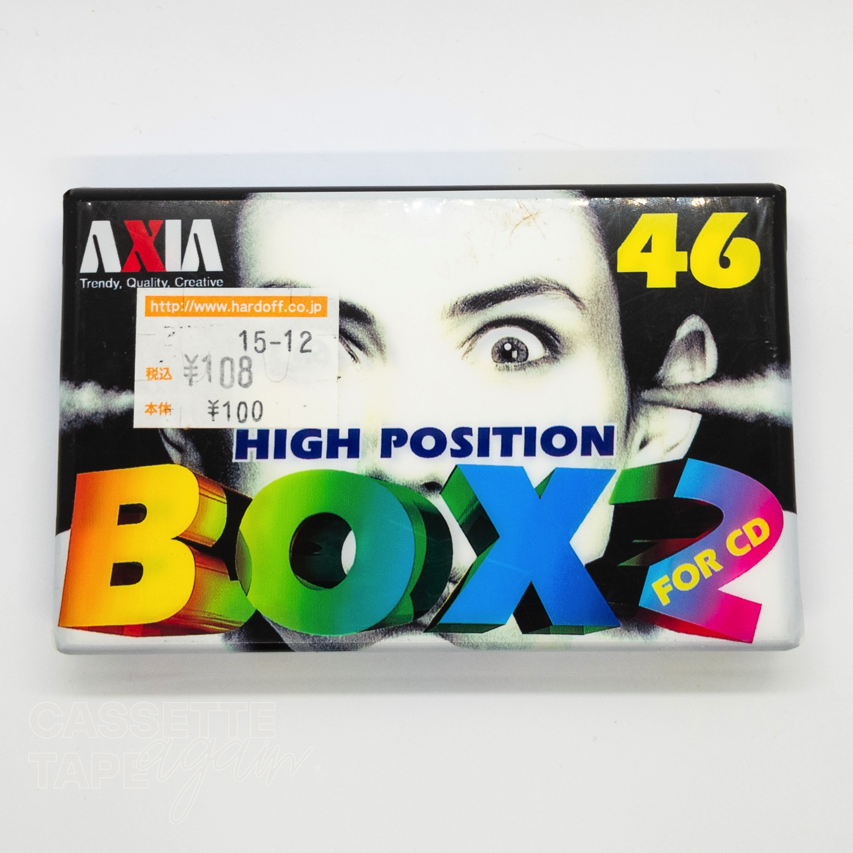 BOX 2 46 / AXIA/FUJI(ハイポジ)