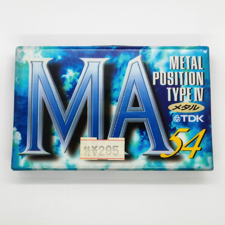 MA 54 / TDK(メタル)