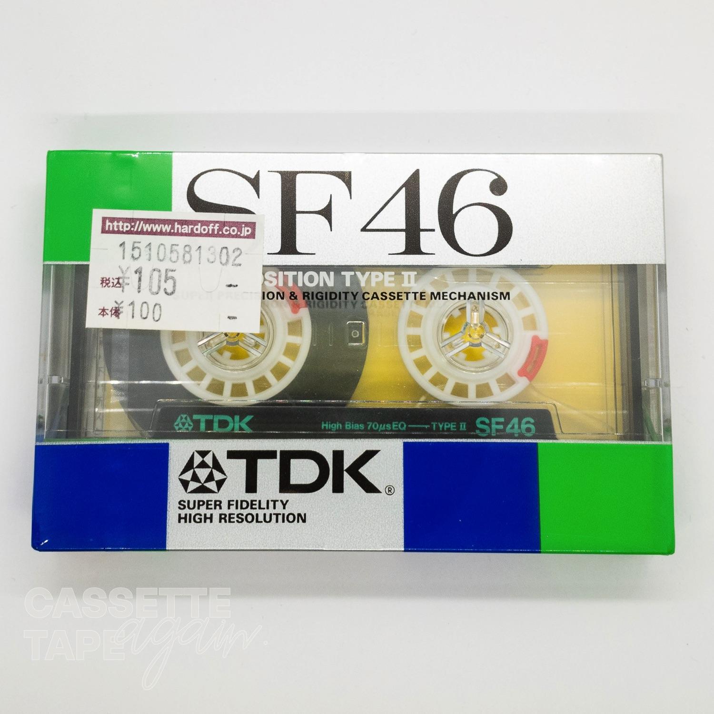 SF 46 / TDK(ハイポジ)