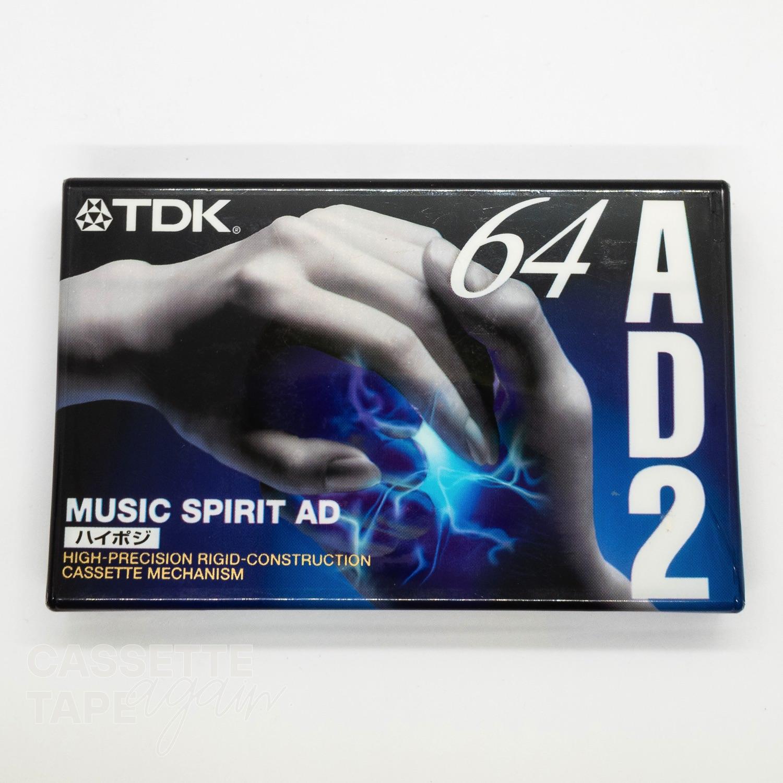 AD2 64 / TDK(ハイポジ)