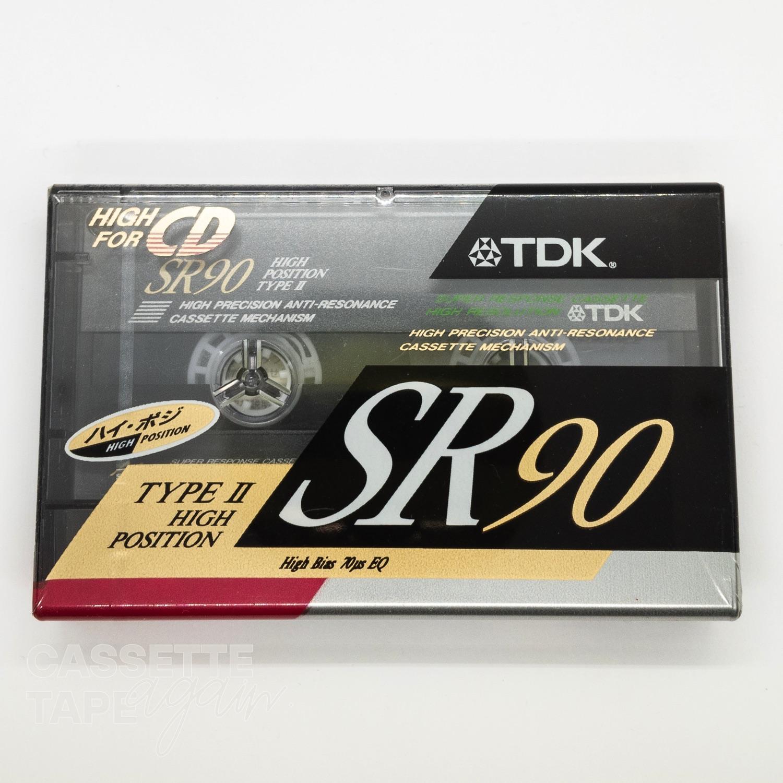 SR 90 / TDK(ハイポジ)