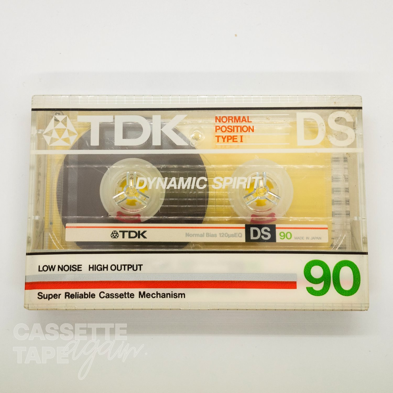 DS 90 / TDK(ノーマル)