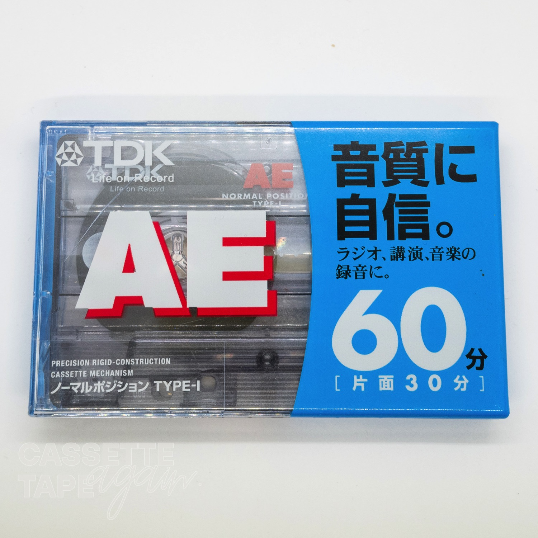 AE 60 / TDK(ノーマル)