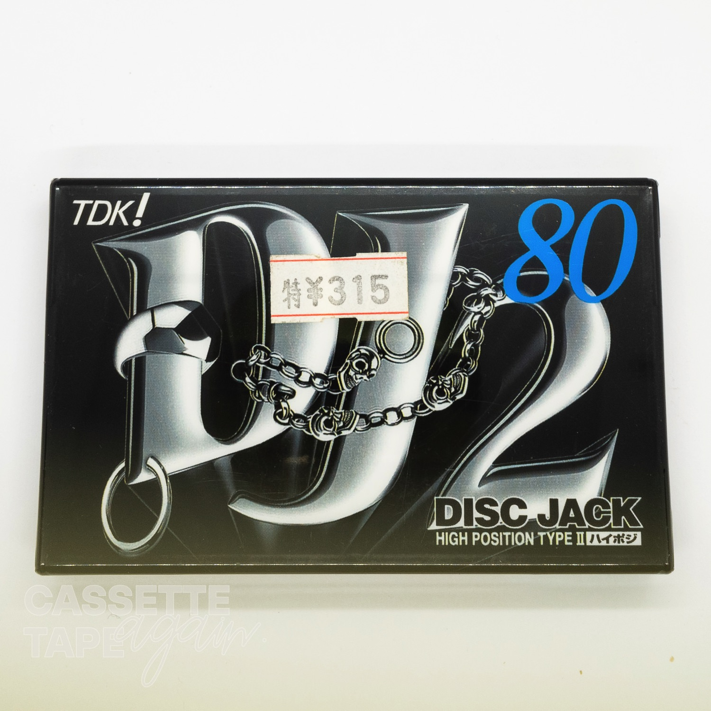 DJ 80 / TDK(ハイポジ)