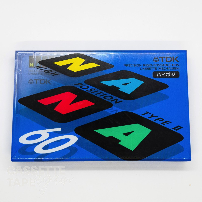 NANA 60 / TDK(ハイポジ)