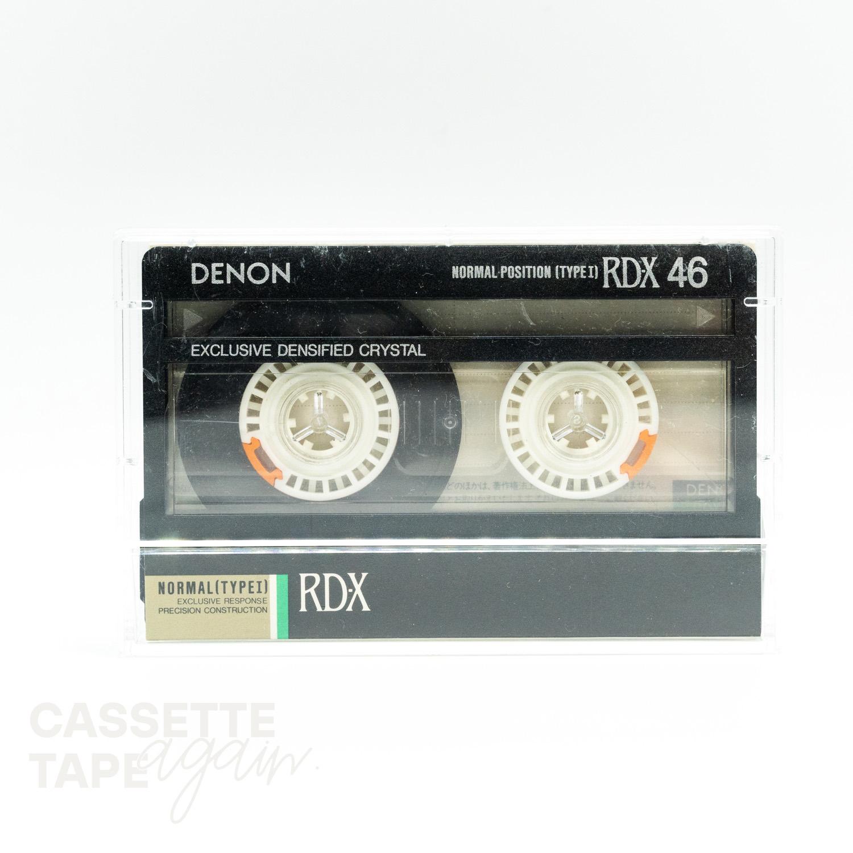RD-X 46 / DENON(ノーマル)