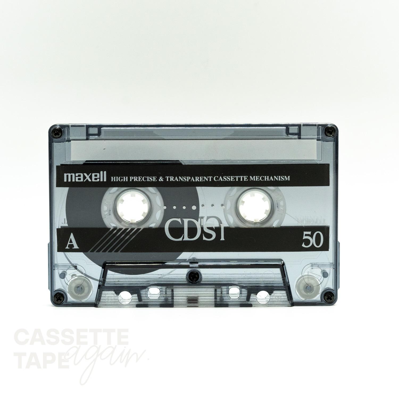CD's 1 50 / maxell(ノーマル)