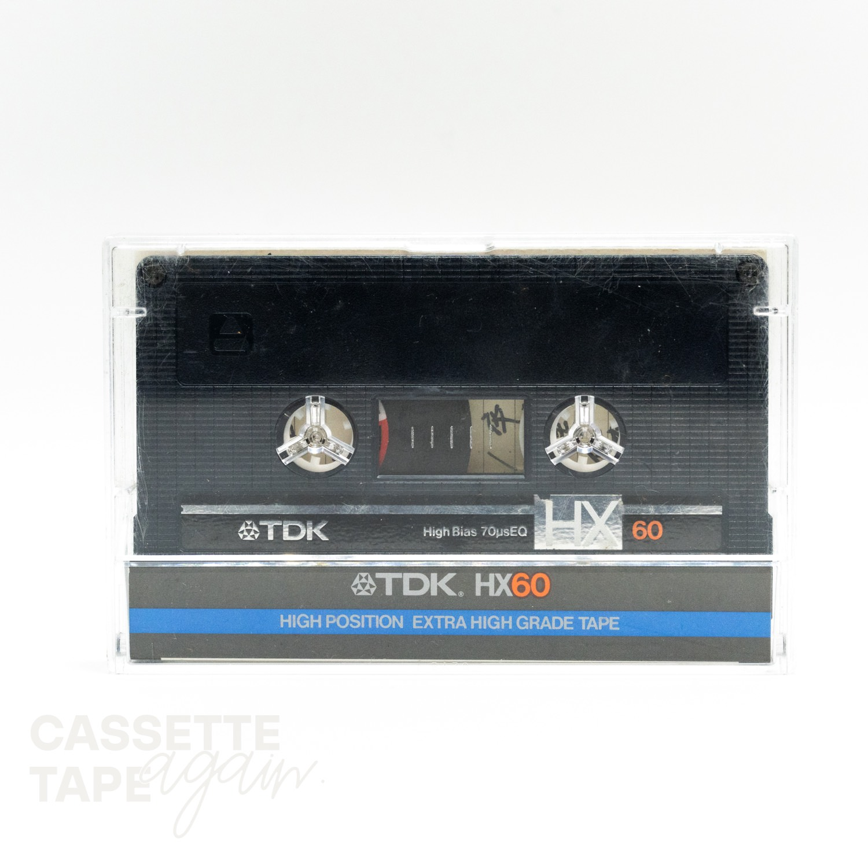 HX 60 / TDK(ハイポジ)