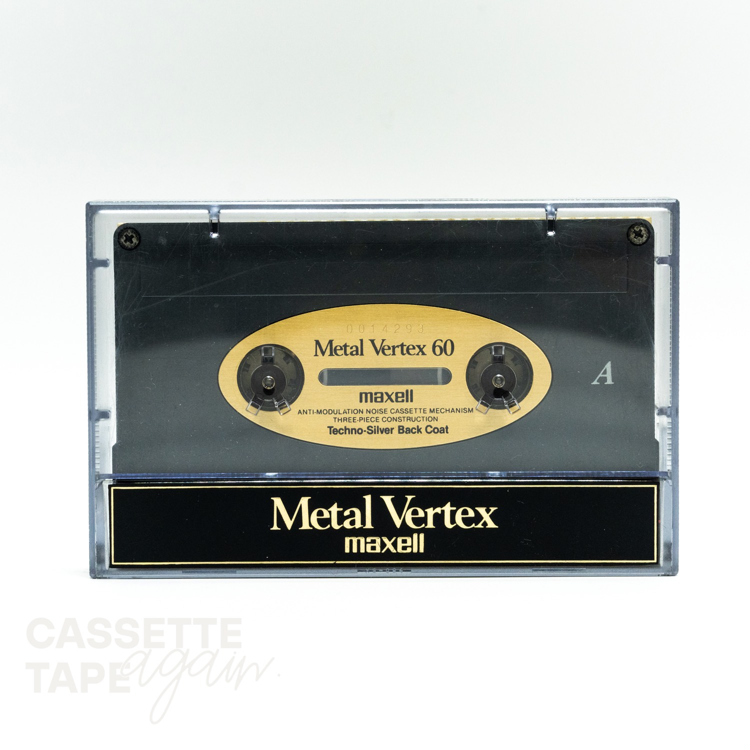 Metal Vertex 60 / maxell(メタル)