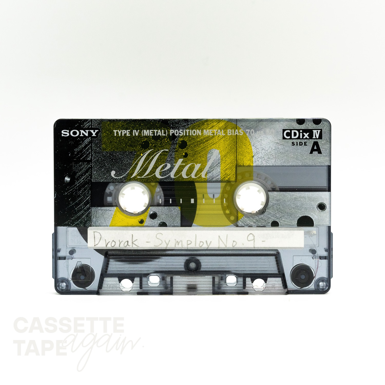 CDixIV 70 / SONY(メタル)