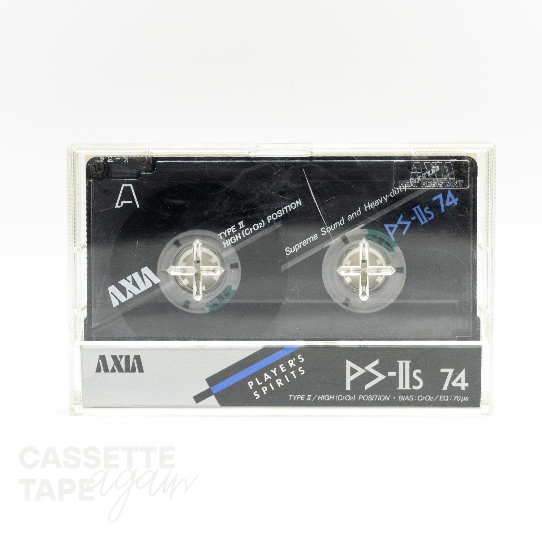 PS 2s 74 / AXIA/FUJI(ハイポジ)