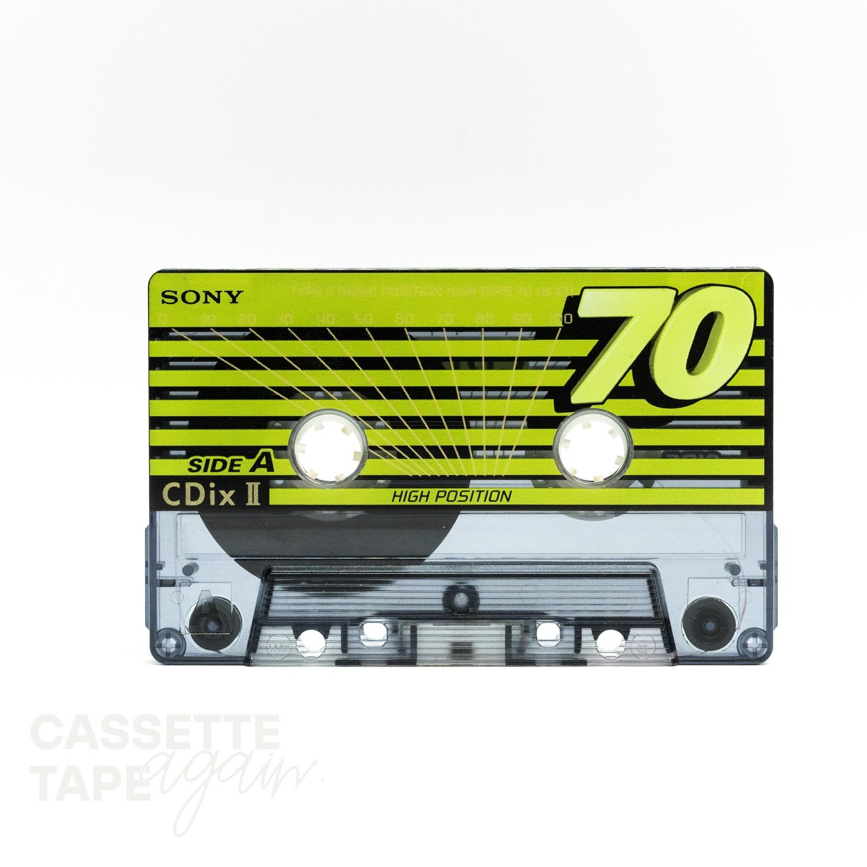 CDixII 70 / SONY(ハイポジ)