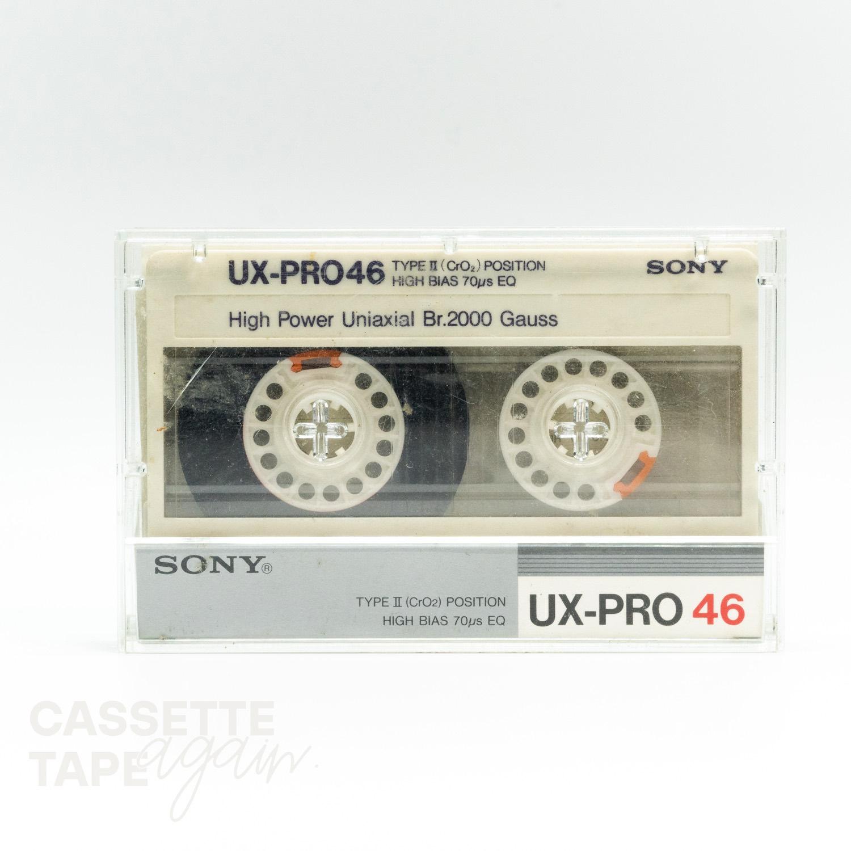 UX-PRO 46 / SONY(ハイポジ)