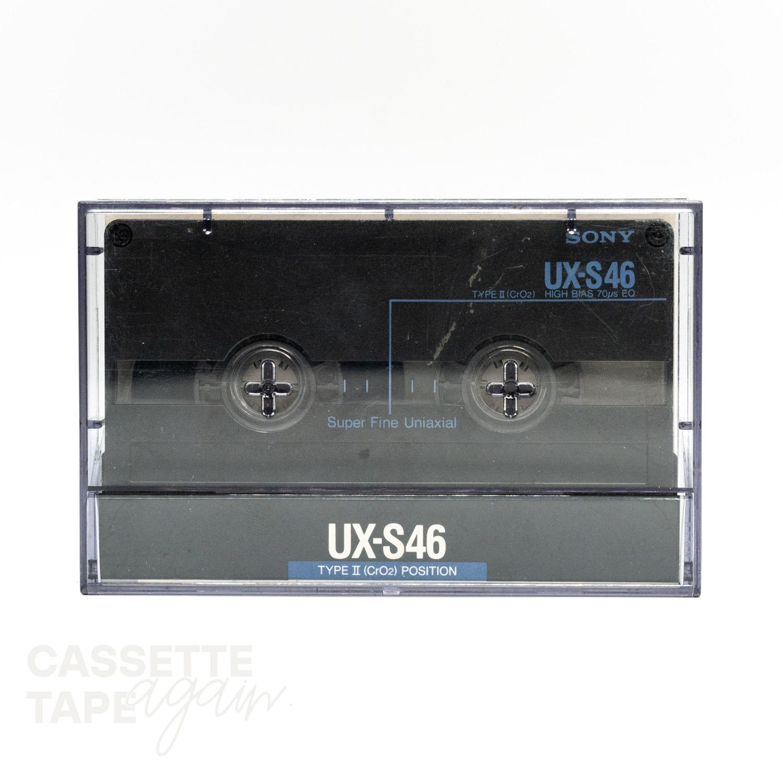 UX-S 46 / SONY(ハイポジ)