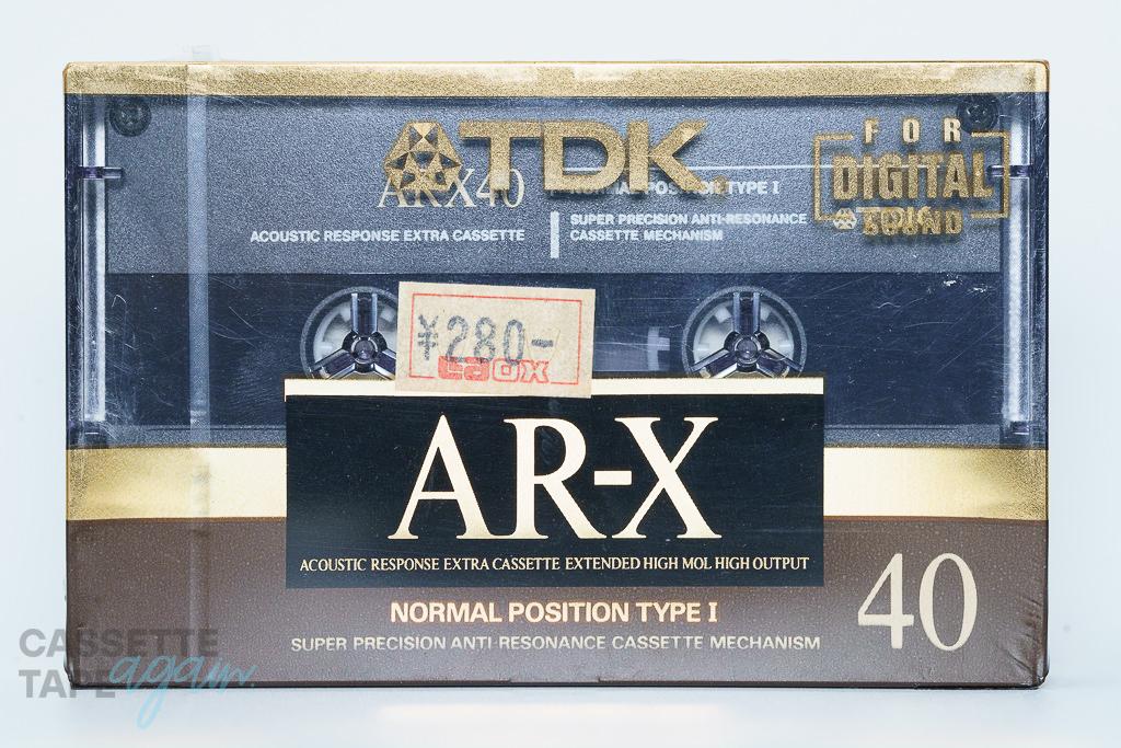 AR-X 40(ノーマル,AR-X 40M) / TDK