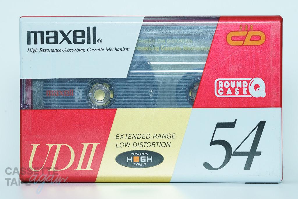 UD2 54(ハイポジ,UDII54(E)) / maxell