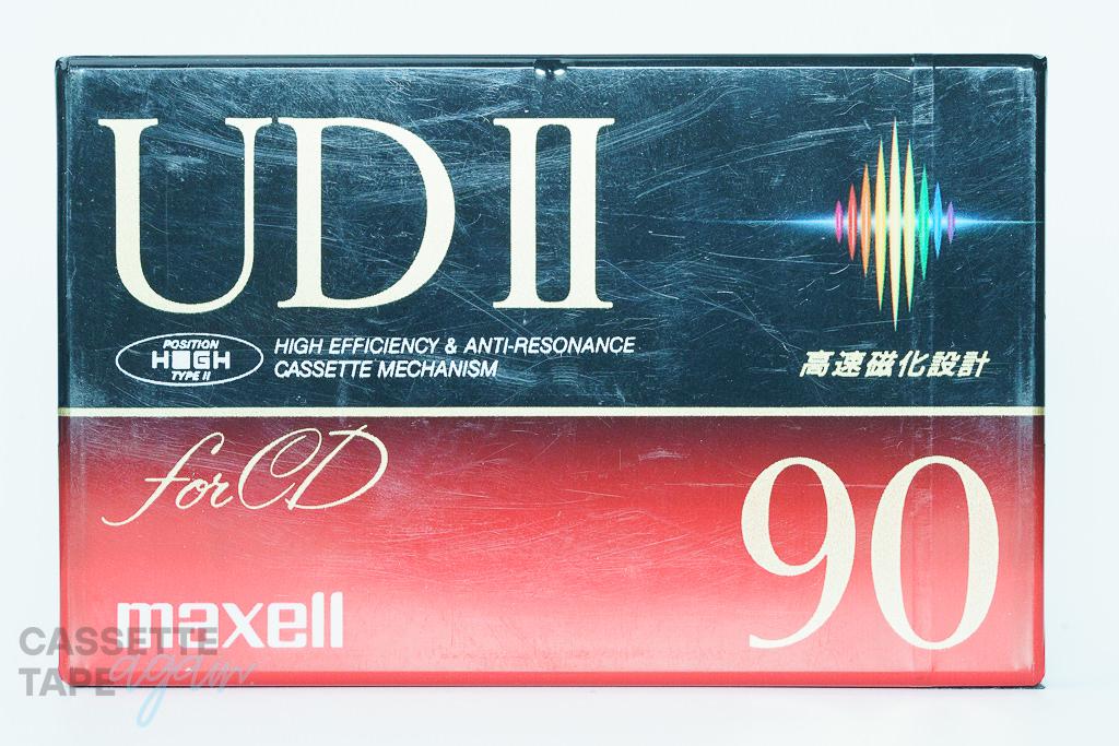 UD2 90(ハイポジ,UD2・90(F)) / maxell
