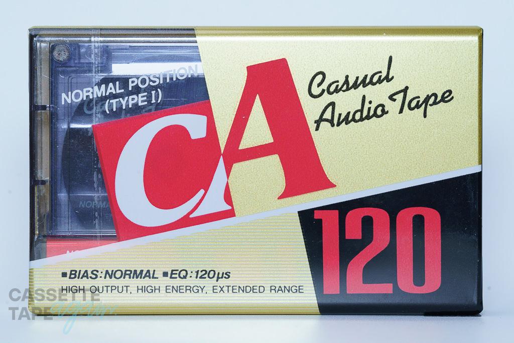 CA 120(ノーマル,CA 120) / maxell