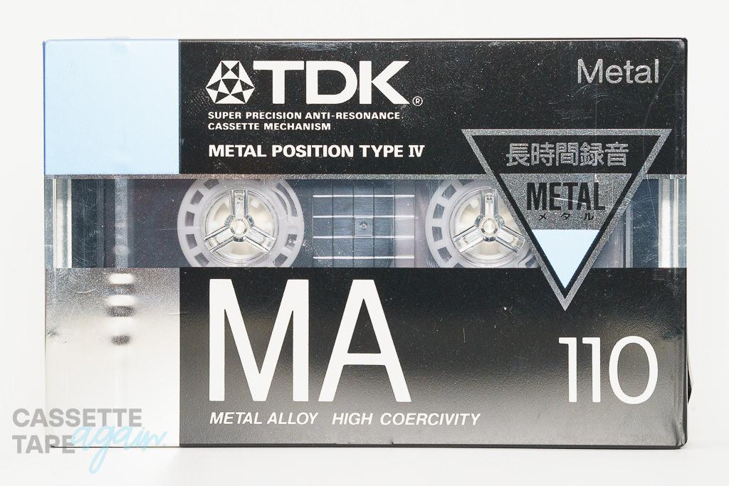 MA 110(メタル,MA-110G) / TDK