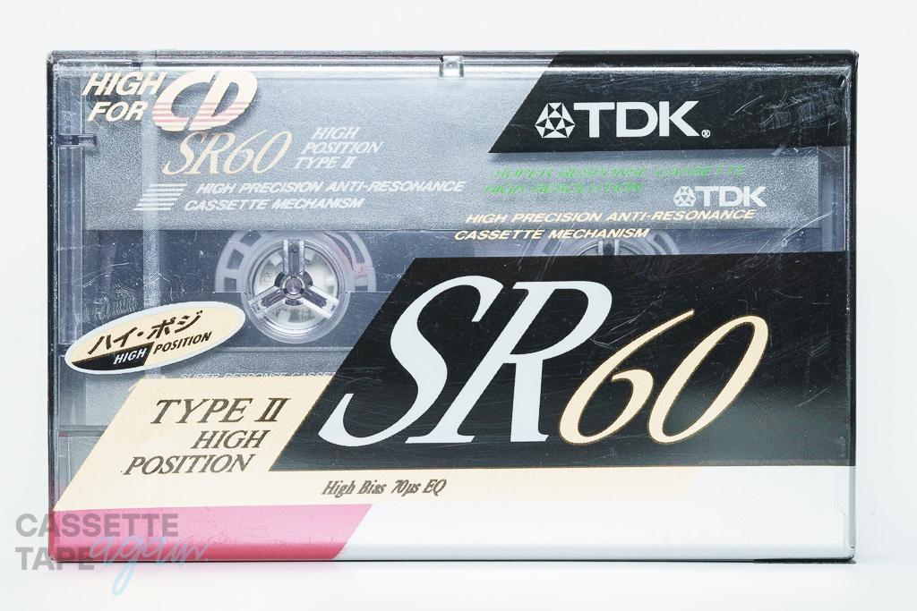 SR 60(ハイポジ,SR-60M) / TDK