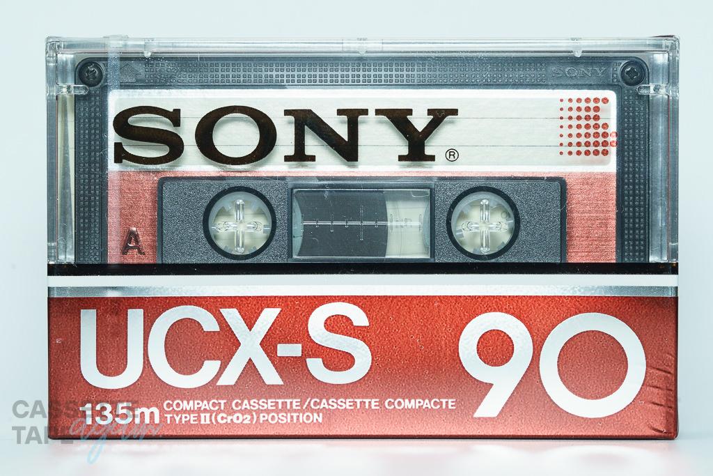 UCX-S 90 90(ハイポジ,UCX-S 90) / SONY