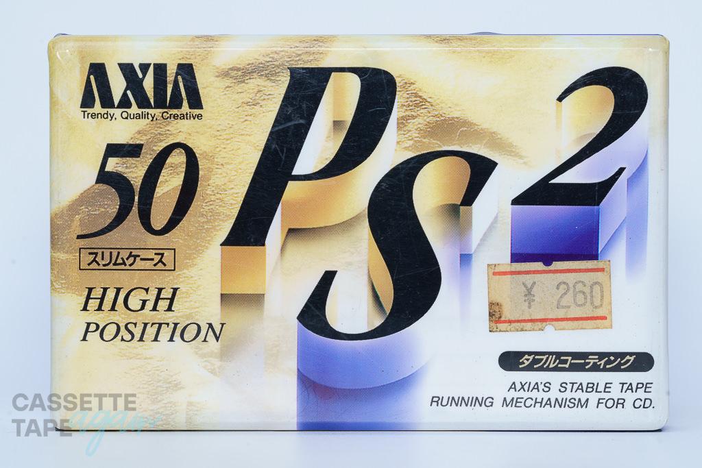 PS2 50(ハイポジ,PS2F 54) / AXIA/FUJI