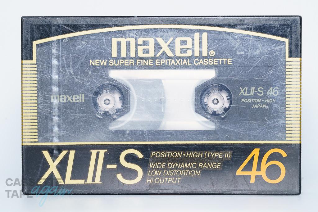 XL2-S 46(ハイポジ,XLⅡ-S 46) / maxell